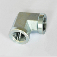 7B9 90°BSP FEMALE bspp fittings
